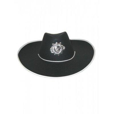 Cowboyhoedjes met Sheriff ster