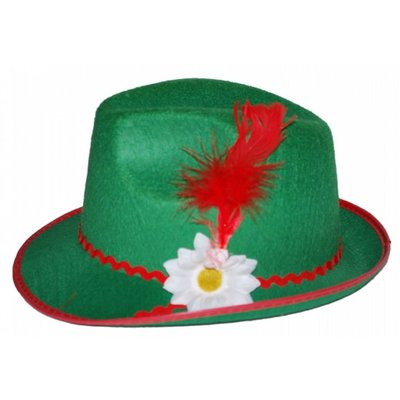 Tiroler hoedje met Edelweiss
