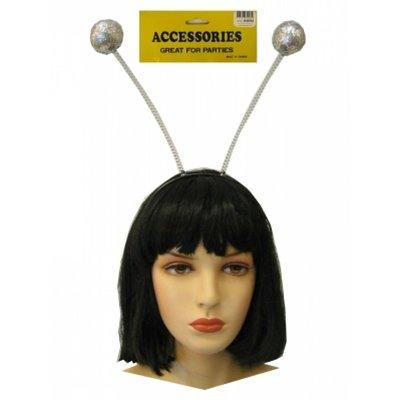 Spacediadeem met antenes
