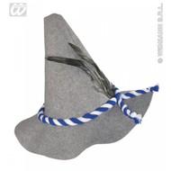 Party-accessoires: Bayernhoedjes met veer