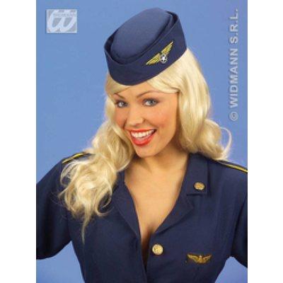 Stewardessenhoedjes met wing