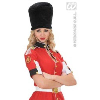Royal guard hoeden van pluche