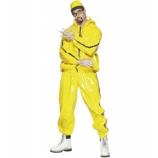 TV-helden: Rapper Ali G. kostuum (compleet)