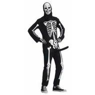 Vrijgezellen-outfit: Skeletbone