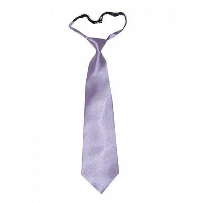 Lila stropdassen