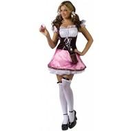 Vrijgezellenavond-outfit: Biergarten-mädchen