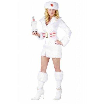 Russische Miss Vodka jurkjes