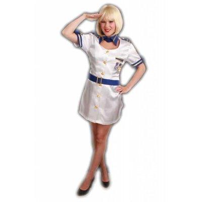Sexy marine jurkjes voor dames