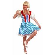 Vrijgezellenavond-outfit: Beierse oktoberfeest jurkjes