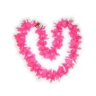 Roze Hawaii bloemenslingers
