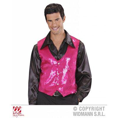Roze glittervesten voor kerels