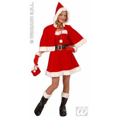 Kerstvrouw jurkjes