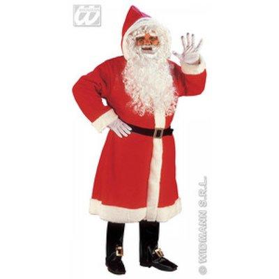 Luxe uitvoering oude kerstman
