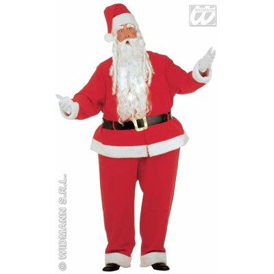 Dikke kerstmannen kostuums