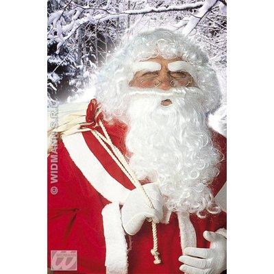 Luxe kerstman beharingset