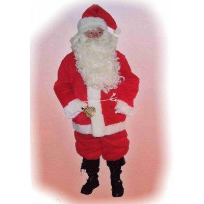 Kerstmannenpakken van pluche