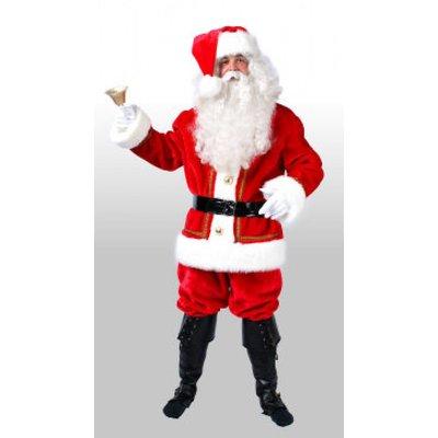 Kerstmannen pak luxe