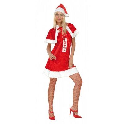 Kerstvrouwen jurkjes