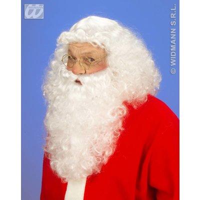 Kerst-set baard met snor