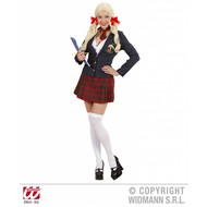 Vrijgezellen-outfit: College-girl