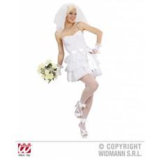 Vrijgezellen-outfit: Sweet Bride