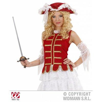 Musketiers zwaard voor musketiers kostuums