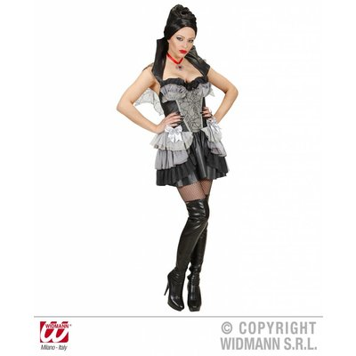 Gotisch vampiermeisjes jurkjes