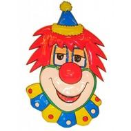 Vrijgezellen-outfit: clowndeco