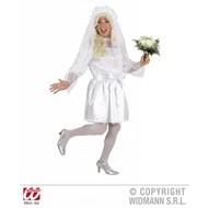 Vrijgezellen-outfit: Mannelijke Sweet Bride