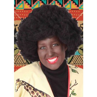 Kroespruik Afro Jack