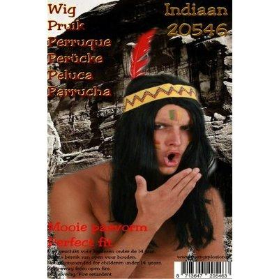 """Indianenpruik """"Snelle speer"""""""