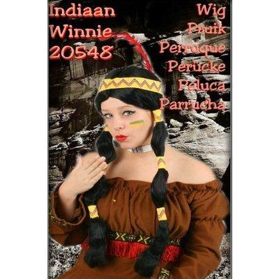 Indianenpruik Winnie