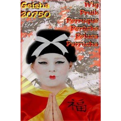Japanse Geisha pruiken