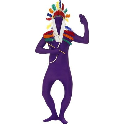 Indianen Second skin kleding
