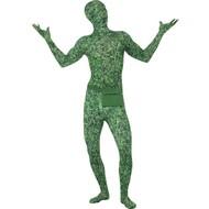 Skin kleding graspol / grasveld