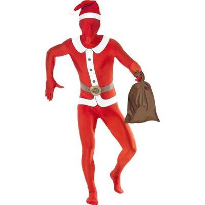 Kerstman voor een witte en verrassende kerst