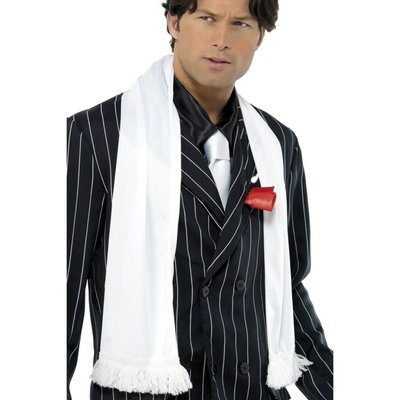 Witte feest sjaals