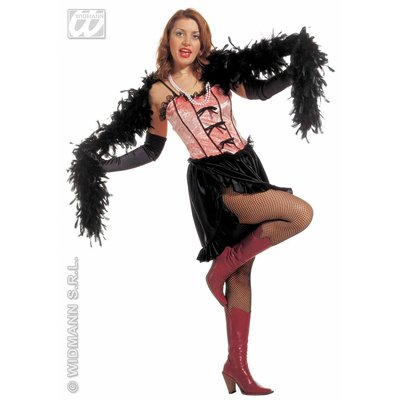 Saloon girl jurkjes