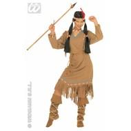 Feestkleding: Indiaanse jurk met toebehoren