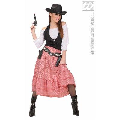 Western Lady jurkjes met lange rok