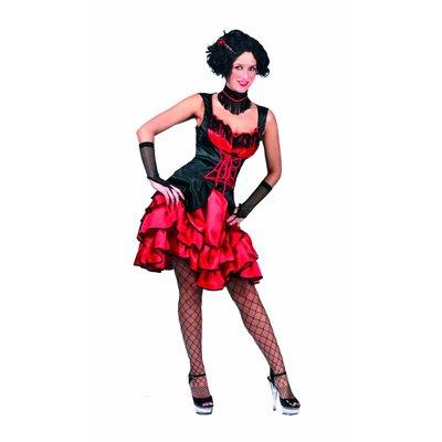Saloongirl Sally jurkjes