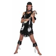 Feestkleding: Indiaanse Diany