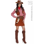 Feestkleding: Cow-girl