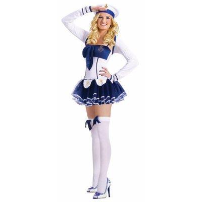 Sexy Sailorgirl jurkjes