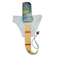 Party-hose: vissers-slip