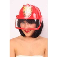 Party- & Feest-accessoires: Brandweerhelm