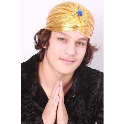 Tulband Sultan met steen