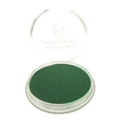 Grimeer en schmink op waterbasis groen