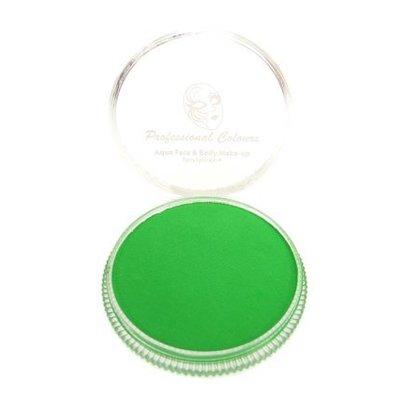 Grimeer en schmink op waterbasis fluor groen