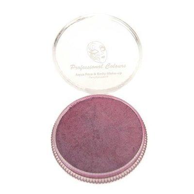 Grimeer en schmink op waterbasis metalic oud roze